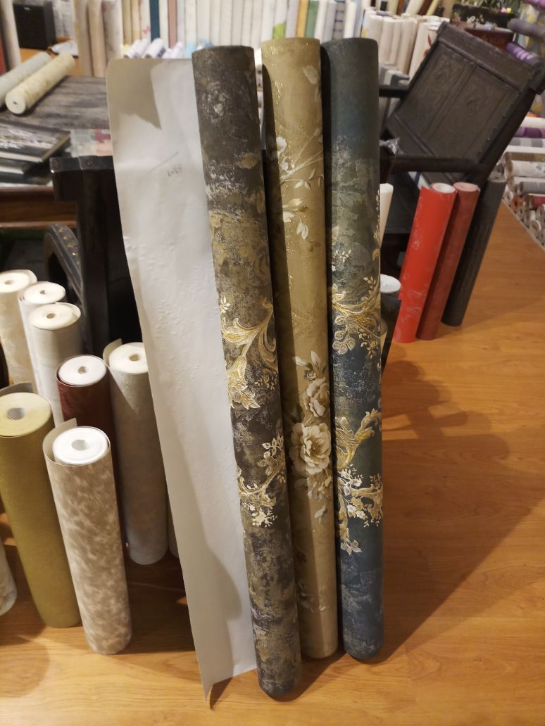 Wall Paper Suppliers